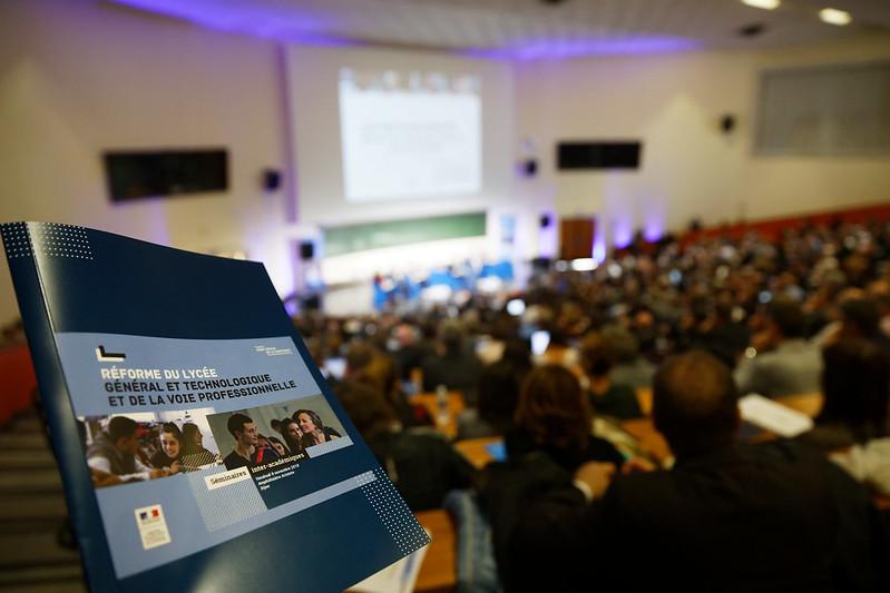 Séminaire des académies de Dijon et Besançon autour de la réforme du lycée