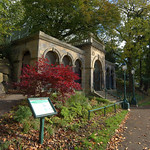 The Belvedere in Avenham Park