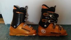Lyžařské boty Rossignol Radical jr. 25,5 - titulní fotka