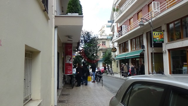 Απόπειρα κλοπής ζαχαροπλαστείου στην Τρίπολη