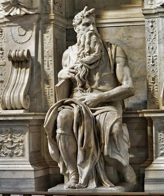 Michelangelon Mooses