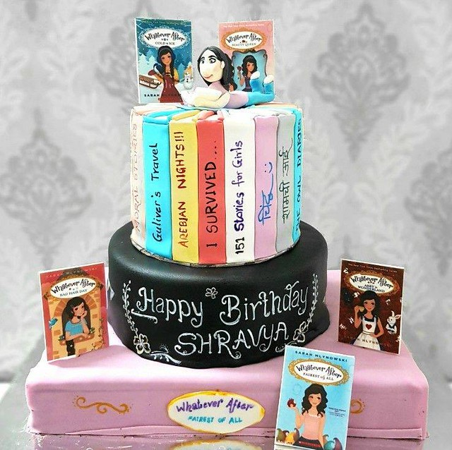 Cake by Magic Batter Cakes