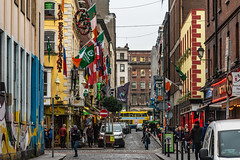 RANDOM IMAGES OF TEMPLE BAR IN DUBLIN [THE LEAD UP TO CHRISTMAS 2018]-146036
