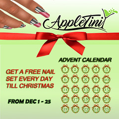 AppleTini Advent Calendar