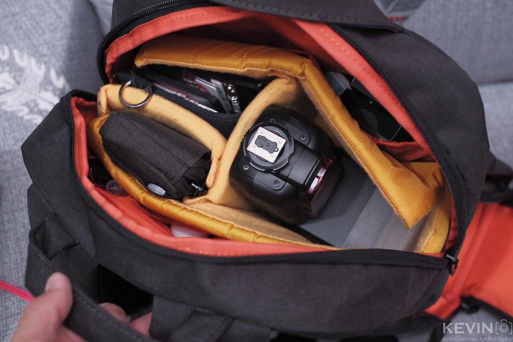 [K]攜帶相機的好幫手-Elecom DGB-S041開箱