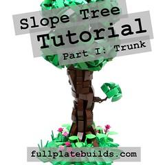 Slope Tree Tutorial - Part I: Trunk