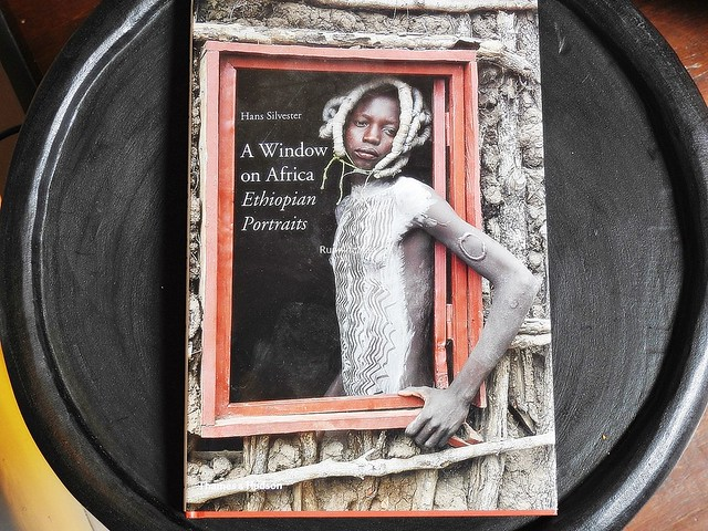 Book - A Window On Africa Ethiopian Portraits By Hans Silvester