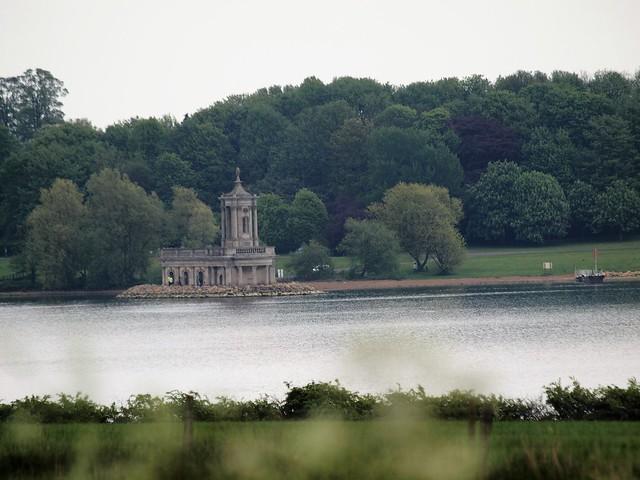 Normanton Church Rutland Water