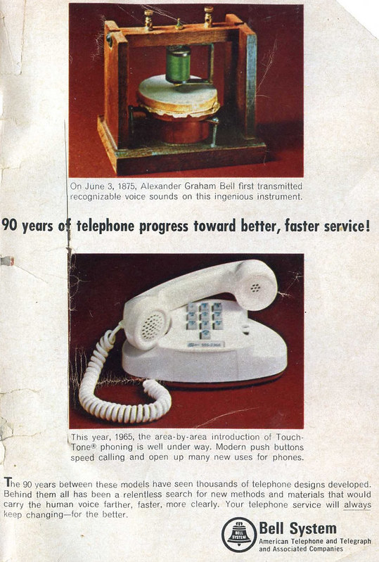 Bell System 1965