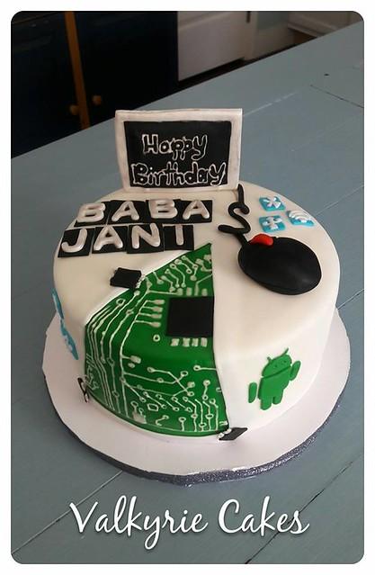 Cake by Valkyrie Cakes