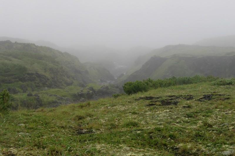 Туман, Камчатка