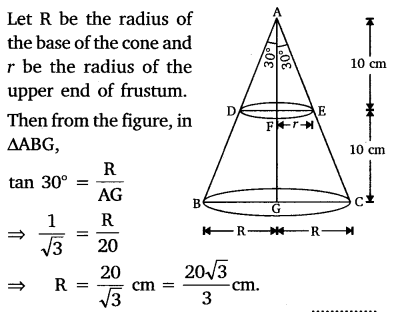 NCERT Solutions for Class 10 Maths Chapter 13 Surface Areas and Volumes 42