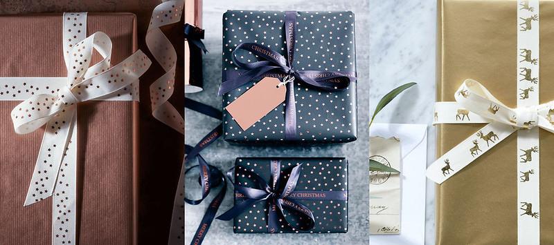 Cox & Cox Christmas Ribbons