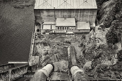 Detroit Dam Powerhouse