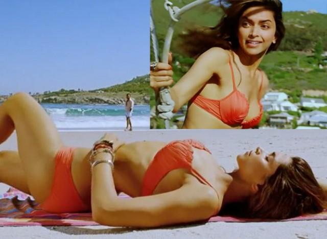 Bikini Evolution – Bollywood actress in Bikini or Swimwear - fashionflavours.com 2010s (11)