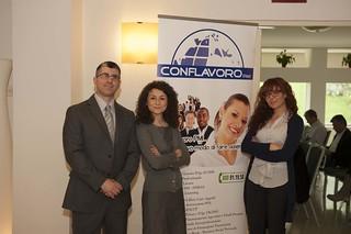 Convegno Conflavoro - Latino 2013