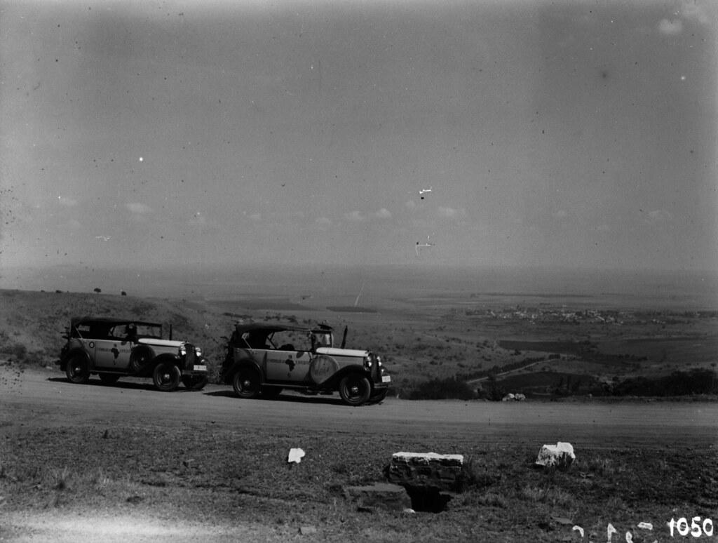 1931-1932. Африканская экспедиция Ханса Шомбургка. Часть 7. Бельгийское Конго. Вып. 2