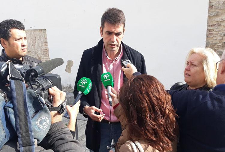 """Andalucía Por Sí pide que la sociedad reaccione """"contra el robo del tren a la comarca"""