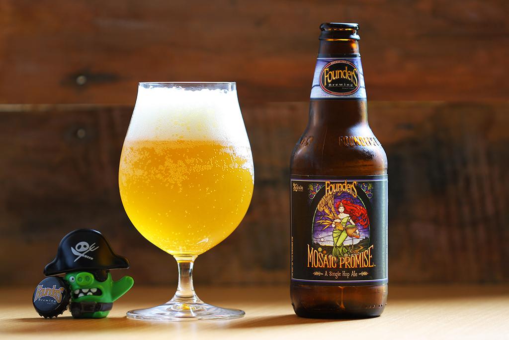 Founders - самая популярная пивоварня на Untappd