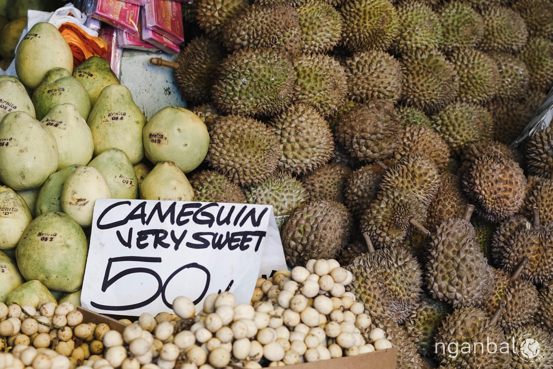 món ăn từ Sầu riêng ở Davao Philippines