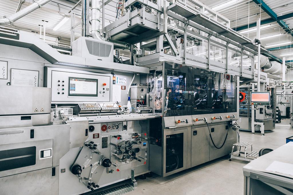 Производственная линия табачных стиков для IQOS (3)