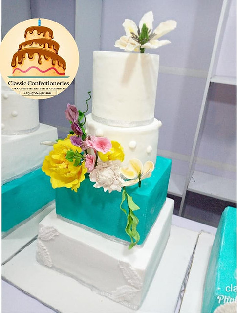 Cake by Classic Confectioneries