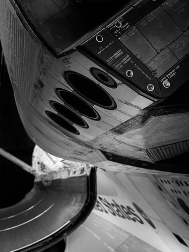 iphone usa kennedyspacecenter nasa monochrome portraitmode centralflorida space shuttle ©edrosack florida blackandwhite grayscale merrittisland us spaceshuttle atlantis