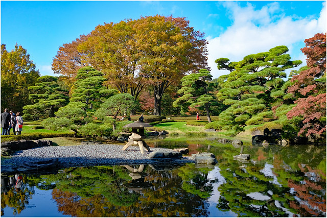 Photo:The East Garden, Tokyo Imperial Palace, Japan.01 By Geoff Whalan