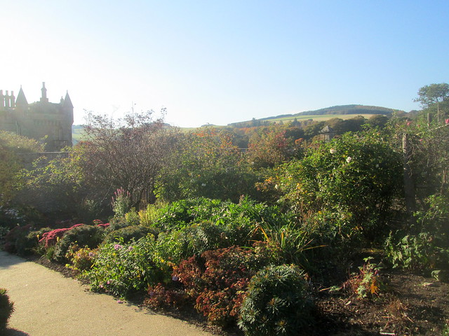 Abbotsford Walled Garden, Sir Walter Scott 2
