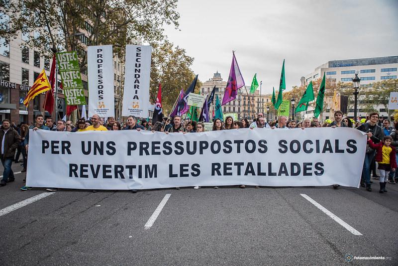 2018_11_29 Manifestación por unos presupuestos sociales_JoannaChichelnizky (1)