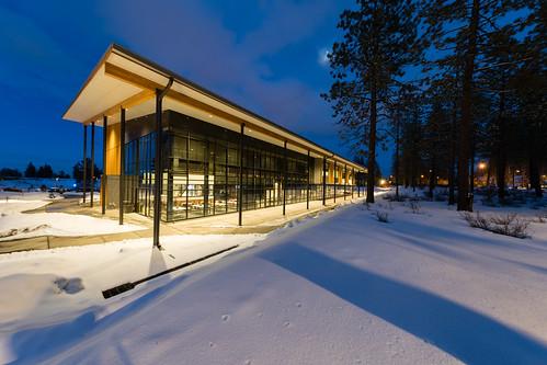 Oregon State University Obsidian Hall, Oregon State University - Cascades
