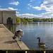 Mote Park Boat House & Lake