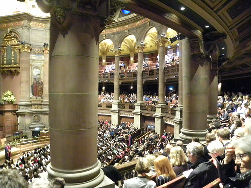 Graduation, McEwan Hall