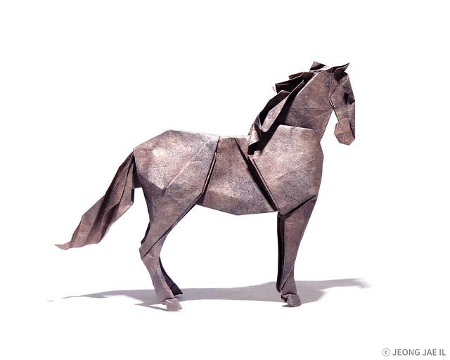Horse Designed by me, Fujifilm X-T100, XC15-45mmF3.5-5.6 OIS PZ