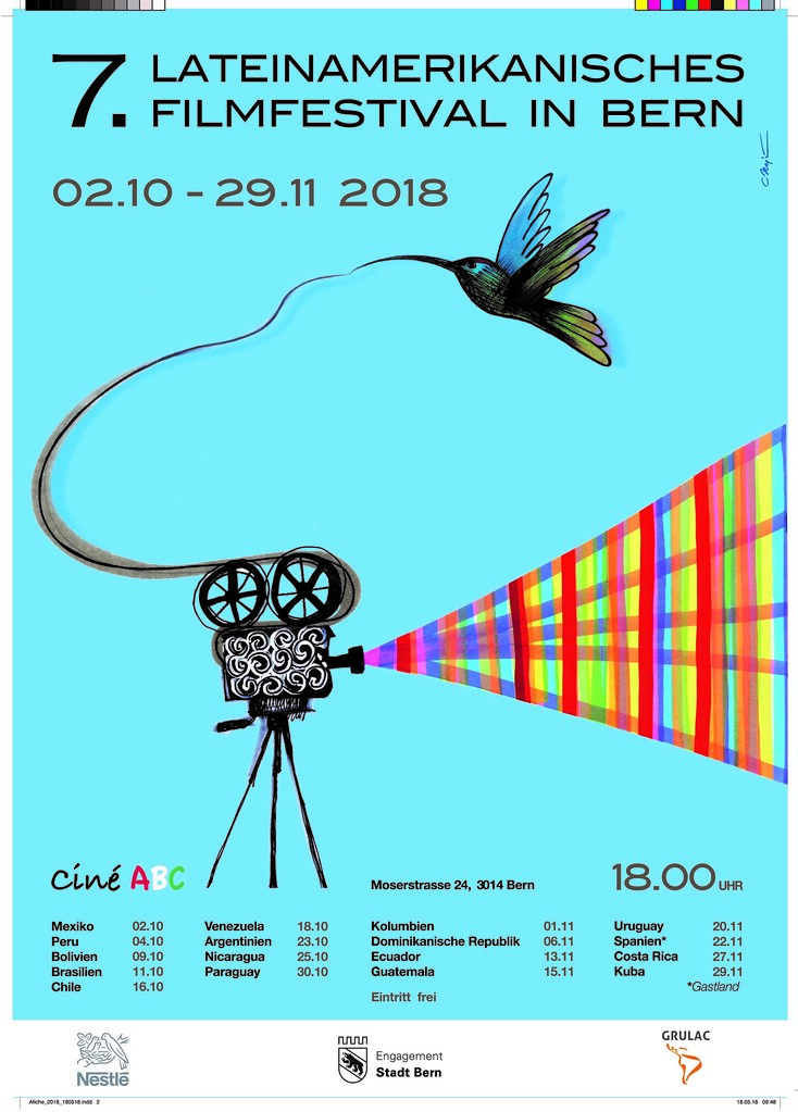 Conclusión del VII Festival de Cine Latinoamericano y del Caribe
