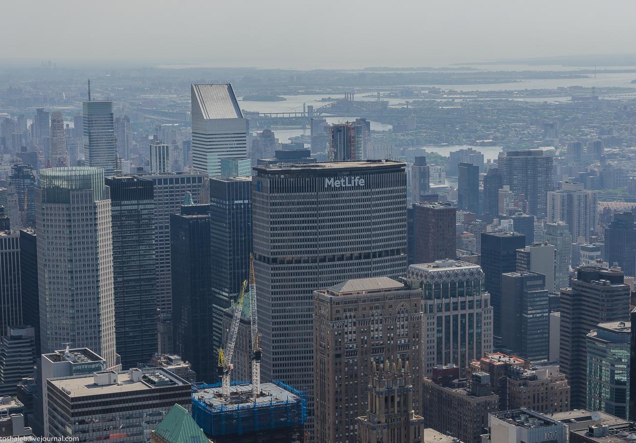 Нью-Йорк_Empire State Building-24