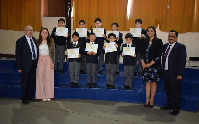 Premiación Académica ISV 2018 (Galería 5)