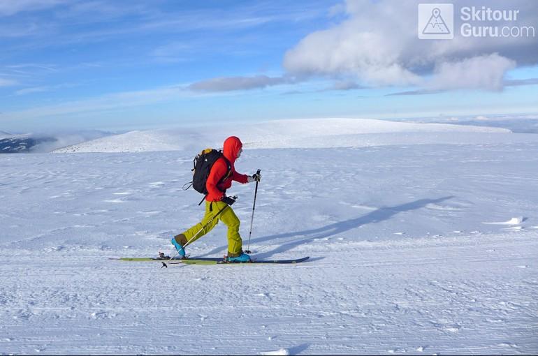 Skitouring v českých horách