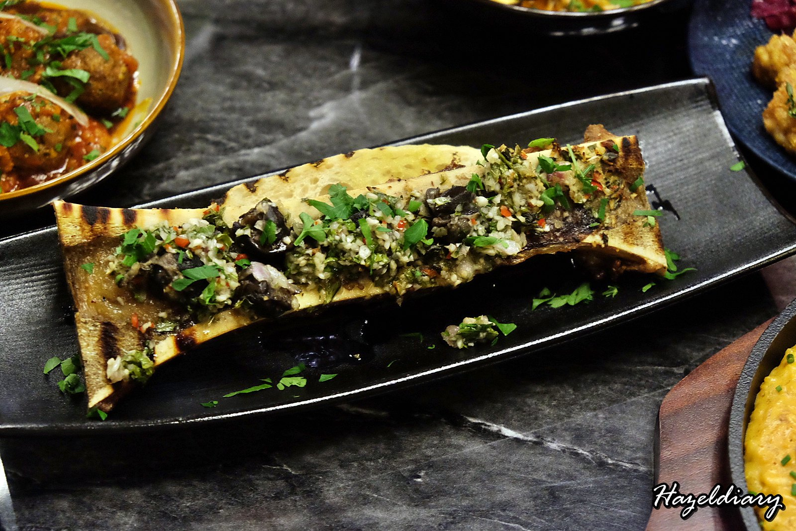 Frapasbar Saveur-Escargot on Bone Marrow