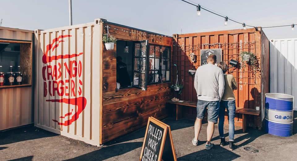 Onbekende bezienswaardigheden Kopenhagen, Reffen street food Copenhagen | Mooistestedentrips.nl