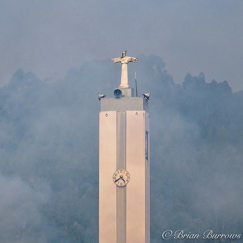 Church Tower at Entre-os-Rios