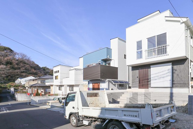 葉山の新築戸建