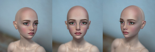 Natalia Loseva Dolls Zaya, Nikon D90, AF-S DX Micro Nikkor 40mm f/2.8G