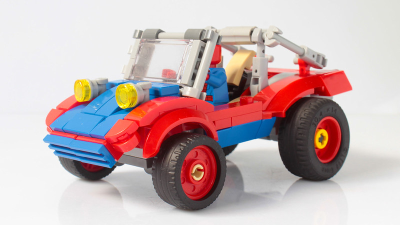 LEGO Spider mobile