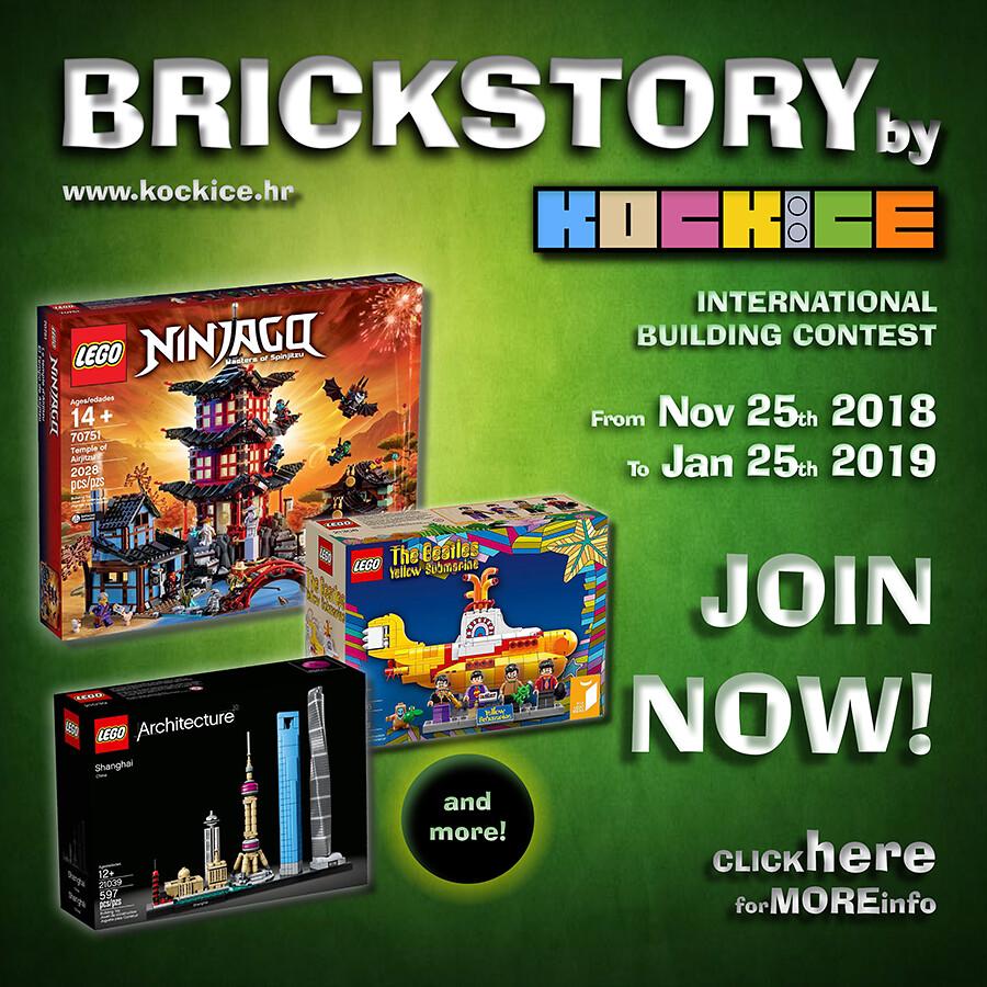 Brickstory 2018