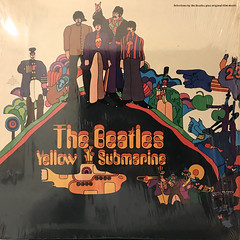 THE BEATLES:YELLOW SUBMARINE(JACKET A)