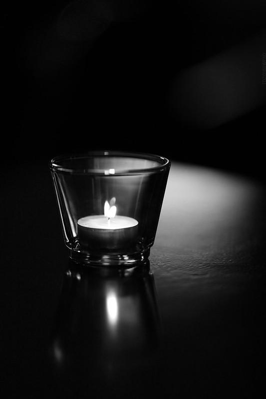 2018.11.18_322/365 - candle