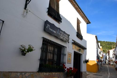 <Hotel INZ-Almaraz> Jimera de Libar (Málaga)
