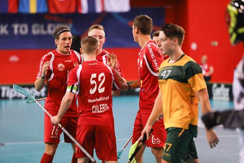 WFC 2018 - Australia v Poland