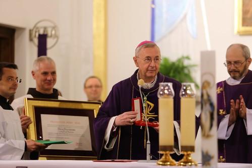 Order św. Grzegorza Wielkiego dla Prezesa KAI, Warszawa, 4.12.2018